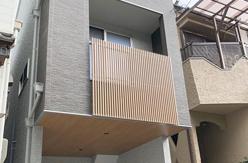 大阪市鶴見区横堤